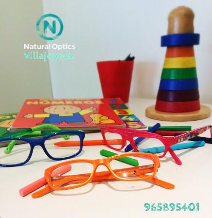 Gafas para Niños en Villajoyosa